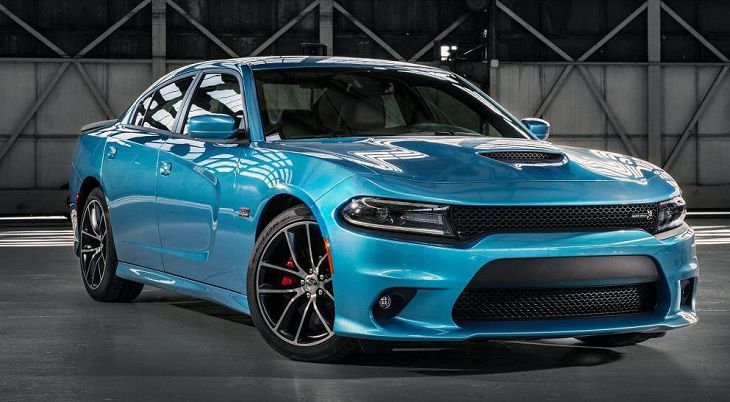 2019 Dodge Charger Police Car Widebody V6