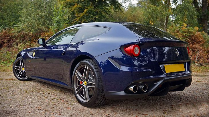2019 Ferrari Ff Price Uk Performance New Used