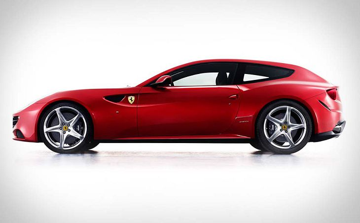 2019 Ferrari Ff Production Numbers New Novitec Rosso Price