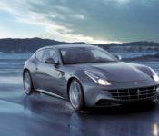 2019 Ferrari Ff Snow Seats Silver