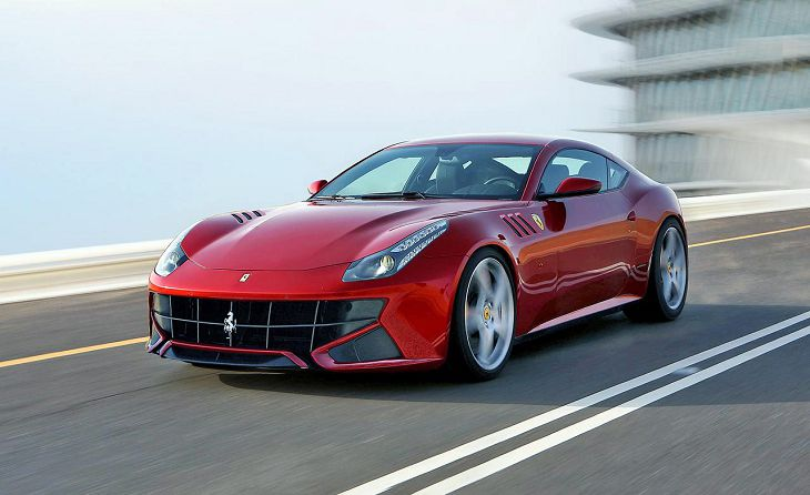 2019 Ferrari Ff Used Msrp Interior