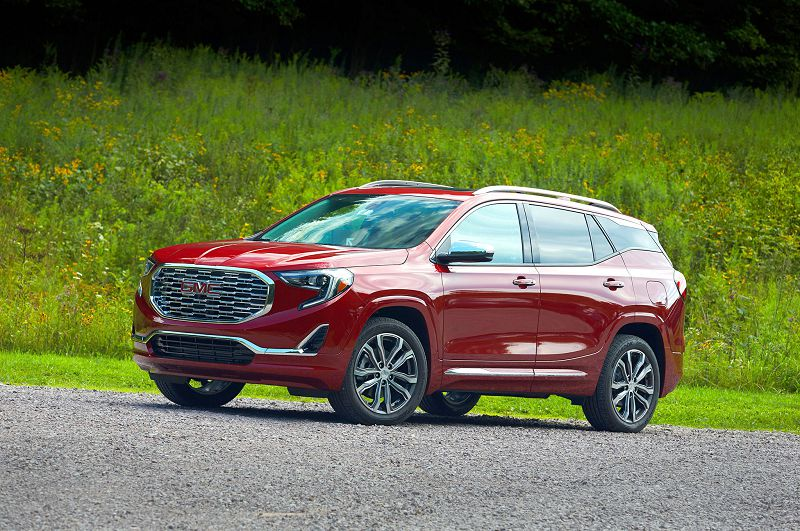 2019 Gmc Terrain Photos Price Canada Video