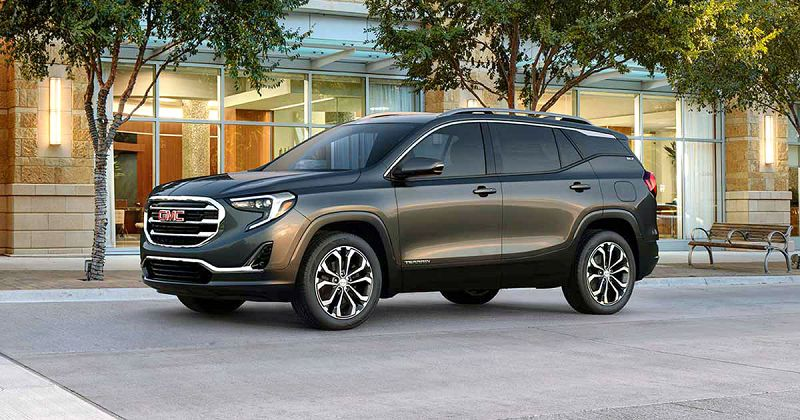 2019 Gmc Terrain Road Test Release Date Usa Interior Colors