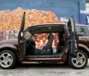 2019 Honda Element Accessories Ecamper Roof Rack