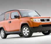 2019 Honda Element Hitch Headlights Interior