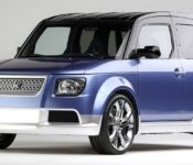 2019 Honda Element Reviews Manual Transmission Turbo Kit
