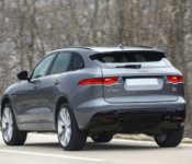 2019 Jaguar F Pace S Top Speed Type Test