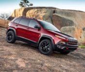 2019 Jeep Cherokee Spy Photos Refresh Review