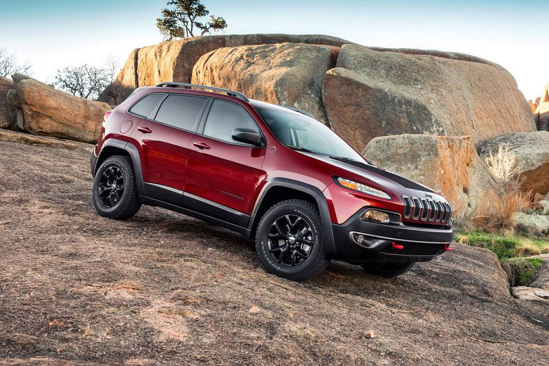 2019 Jeep Cherokee Spy Photos Refresh Review