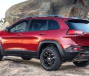 2019 Jeep Cherokee Srt8 Srt Specs