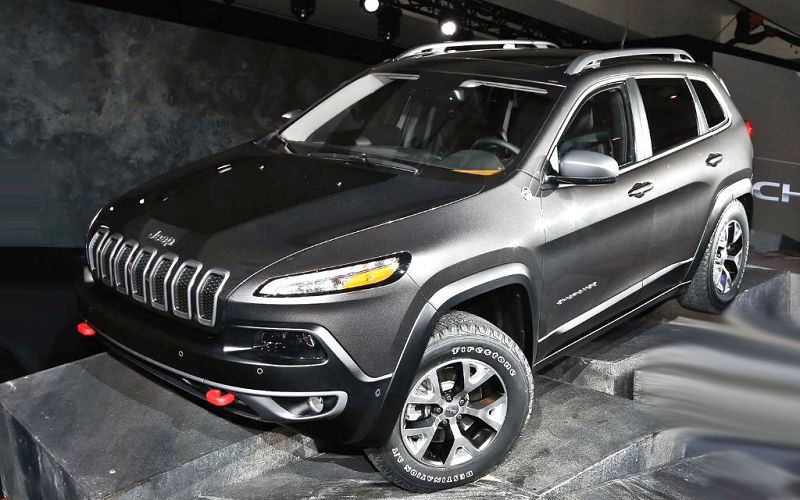 2019 Jeep Cherokee Trackhawk Limited Release Date