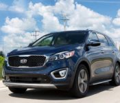 2019 Kia Sorento Awd Brochure Colors