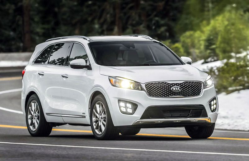 2019 Kia Sorento Horsepower Exterior Colors Accessories