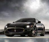 2019 Maserati Granturismo Exhaust Engine White
