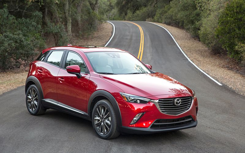 2019 mazda cx 3 towing capacity hatchback cargo space. Black Bedroom Furniture Sets. Home Design Ideas