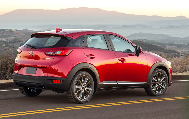 2019 mazda cx 3 vs mazda 3 accessories awd. Black Bedroom Furniture Sets. Home Design Ideas