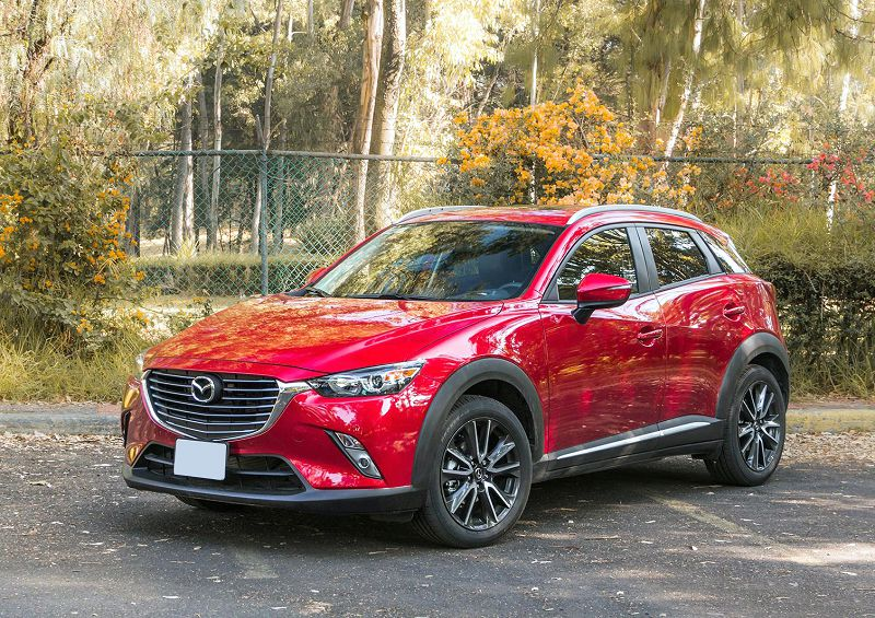 2019 Mazda Cx 3 Vs Mazda 3 Accessories Awd