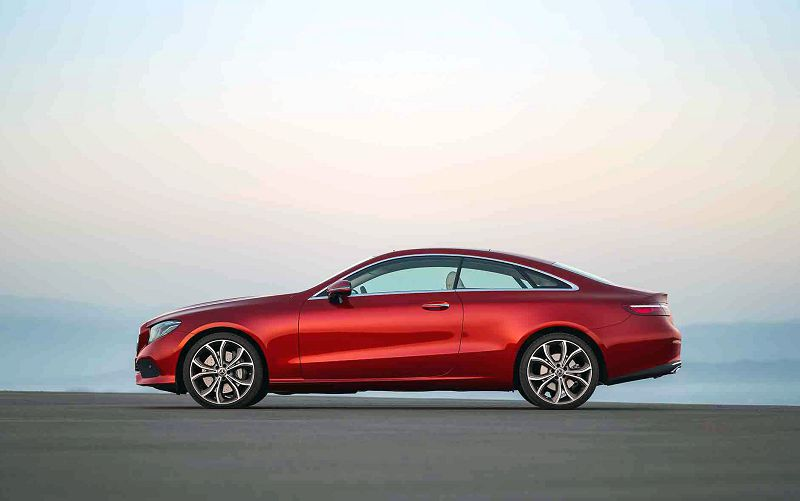 2019 Mercedes E Class Coupe New Manual Models