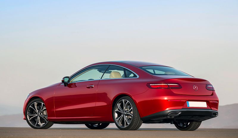 2019 Mercedes E Class Coupe Price New Shape Night Package