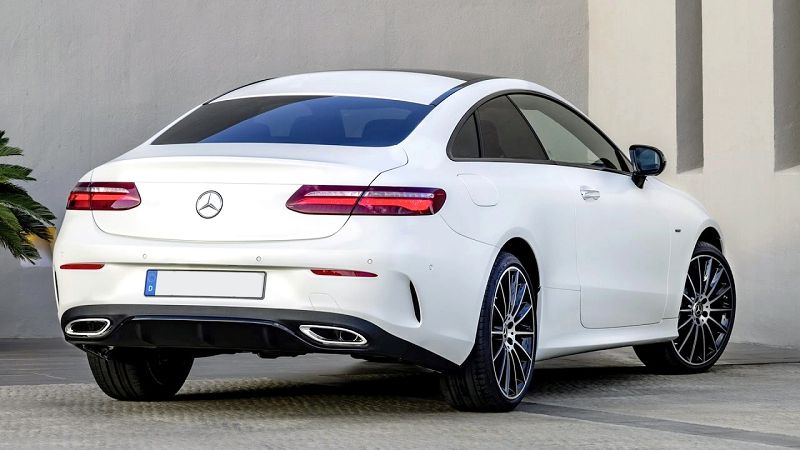 2019 Mercedes E Class Coupe Second Hand Specs Spoiler