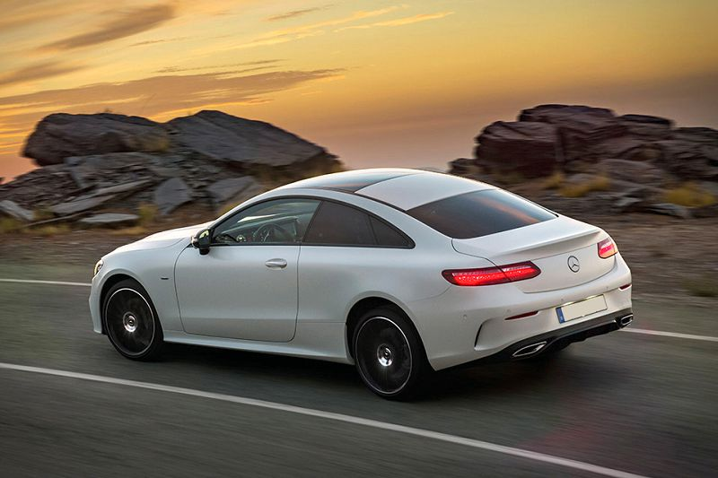 2019 Mercedes E Class Coupe Specifications Seats Length