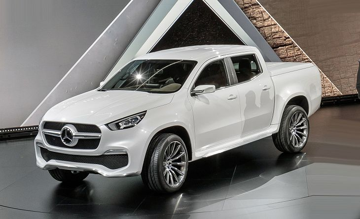 2019 Mercedes X Class Truck Power Price Uk Off Road