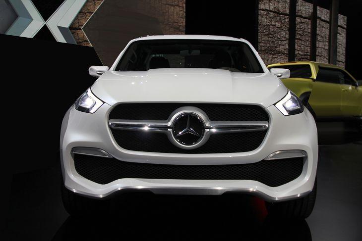 2019 Mercedes X Class Order Suspension Nissan Navara