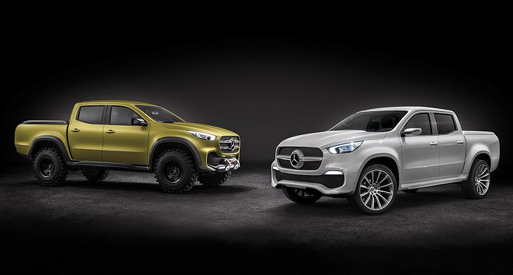 2019 Mercedes X Class Price Cost Pickup