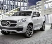 2019 Mercedes X Class Price Usa Cost Pickup
