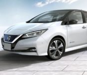 2019 Nissan Leaf Announcement Sl Spy Shots