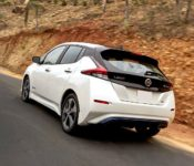 2019 Nissan Leaf Review Pictures Msrp
