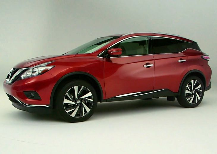 2019 Nissan Murano Lease Price Used