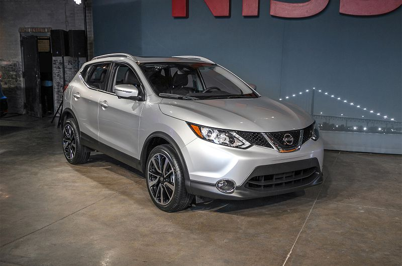 2019 Nissan Rogue Sv Review Pictures