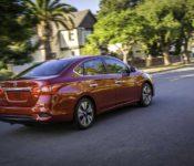 2019 Nissan Sentra Models Length Vs Honda Civic