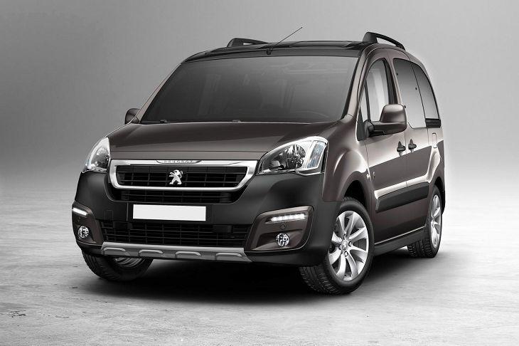 2019 Peugeot Partner Rear Door Radio Rear Axle Problems