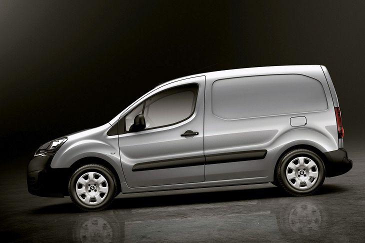 Peugeot Partner Car Review