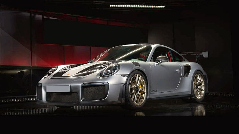 2019 Porsche Gt2 Rs Msrp Used For Sale Youtube