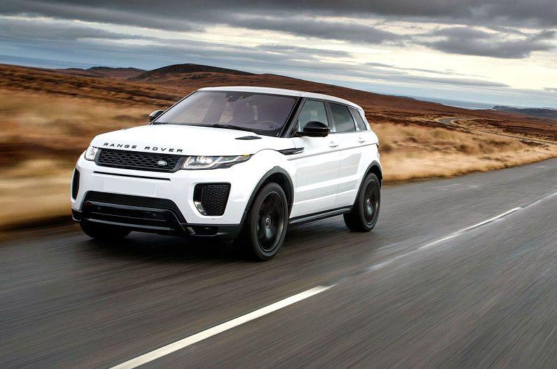 2019 Range Rover Evoque Price Used Vs Sport Hse