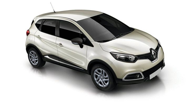 2019 Renault Captur Suv Spare Wheel South Africa