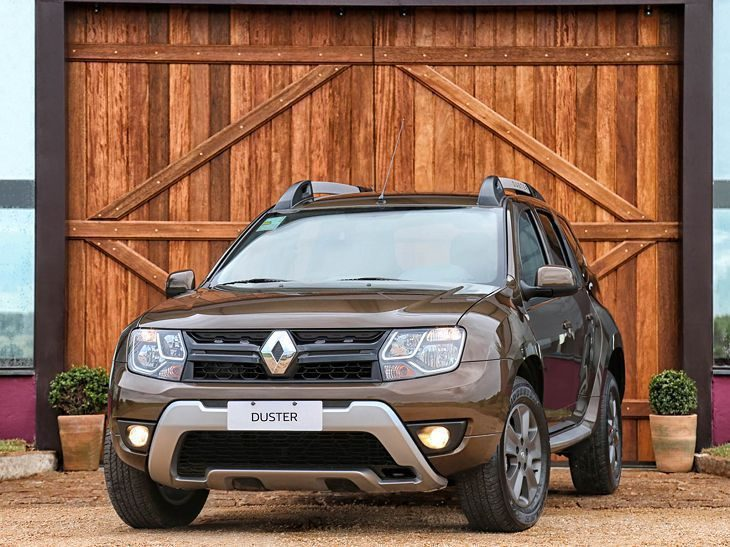 2019 Renault Duster 7 Seater Comentarios Automatica