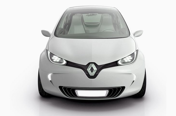 2019 Renault Zoe Nz No Battery Lease Norge
