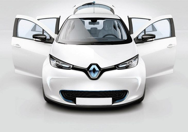 2019 Renault Zoe Range Review Rs