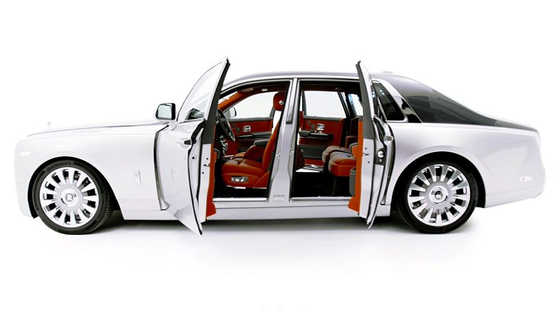 2019 Rolls Royce Phantom Cost V Vs Ghost Vs