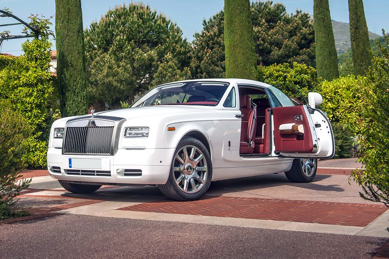 2019 Rolls Royce Phantom Weight White Drophead ...