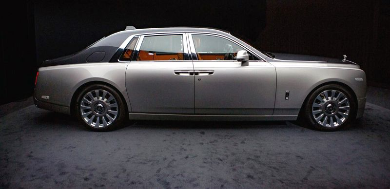 2019 Rolls Royce Phantom Interior Vi Rental