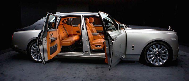 2019 Rolls Royce Phantom Top Speed Limo Price