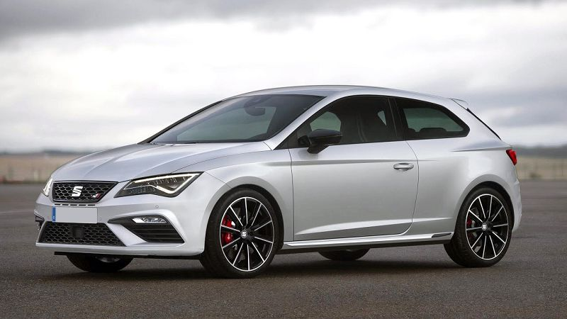 2019 Seat Leon Station Wagon Tourer Tuning