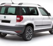 2019 Skoda Yeti Parkers Pictures Performance