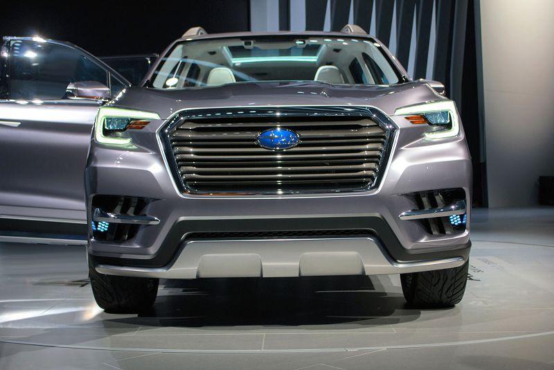2019 Subaru Ascent Release Interior Towing Capacity