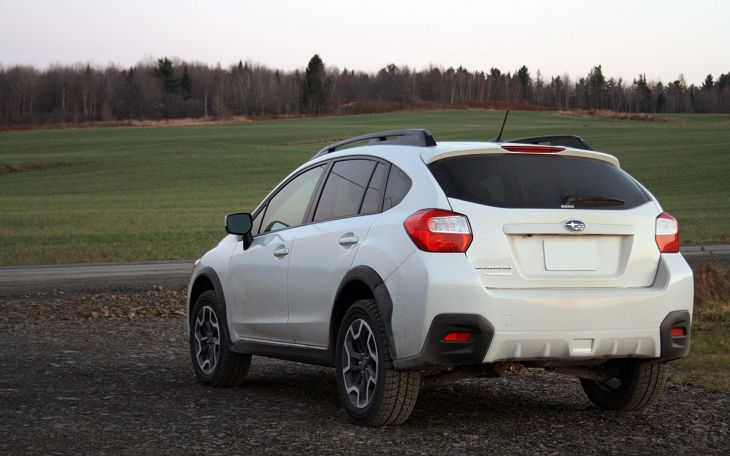 2019 Subaru Crosstrek Owner's Manual Orange News